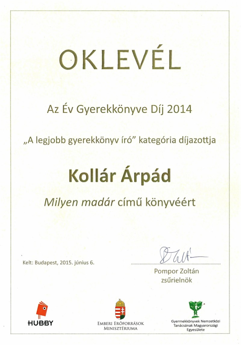kollar_oklevel_evszerzoje_2014